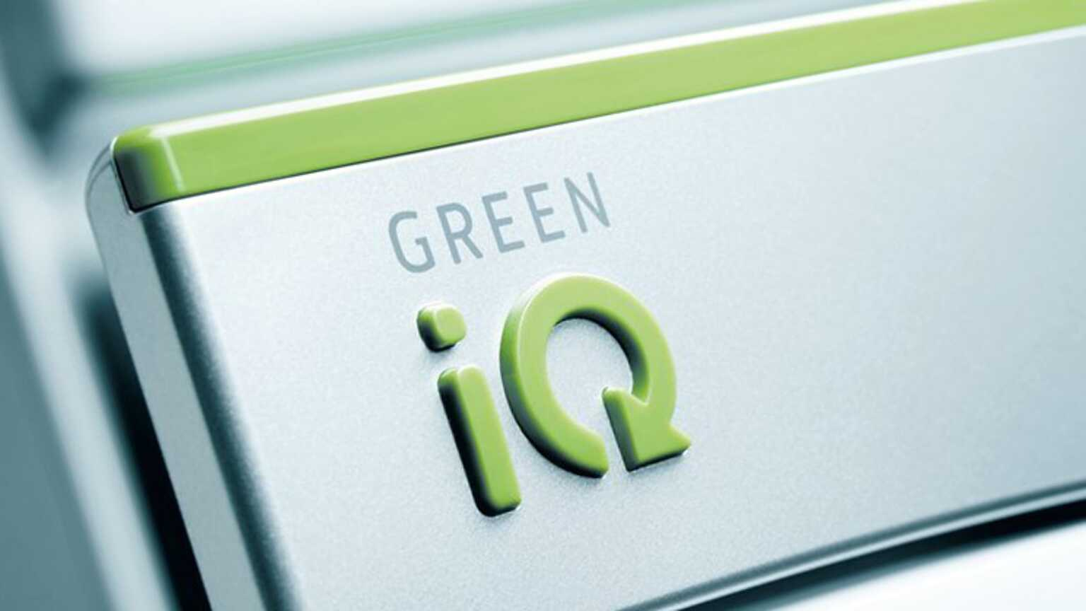 Green iQ – the label for sustainable and network technology