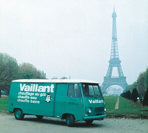 Открытие филиалов компании «Vaillant» в некоторых европейских странах