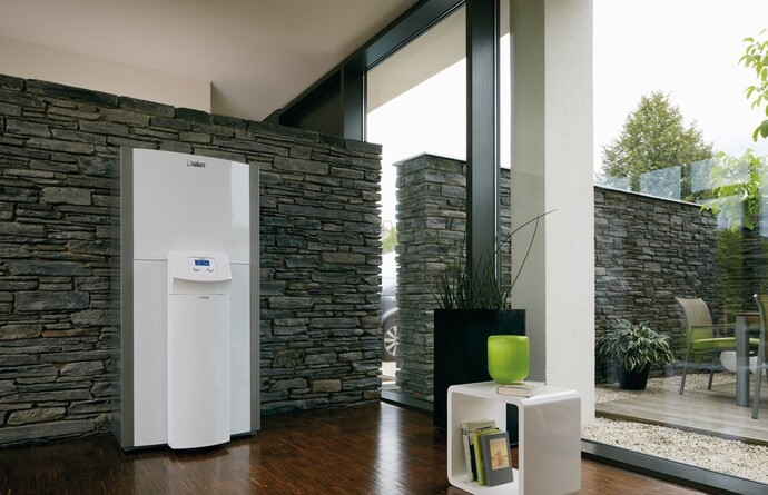 The zeolite gas heat pump zeoTHERM is ground-breaking technology by Vaillant